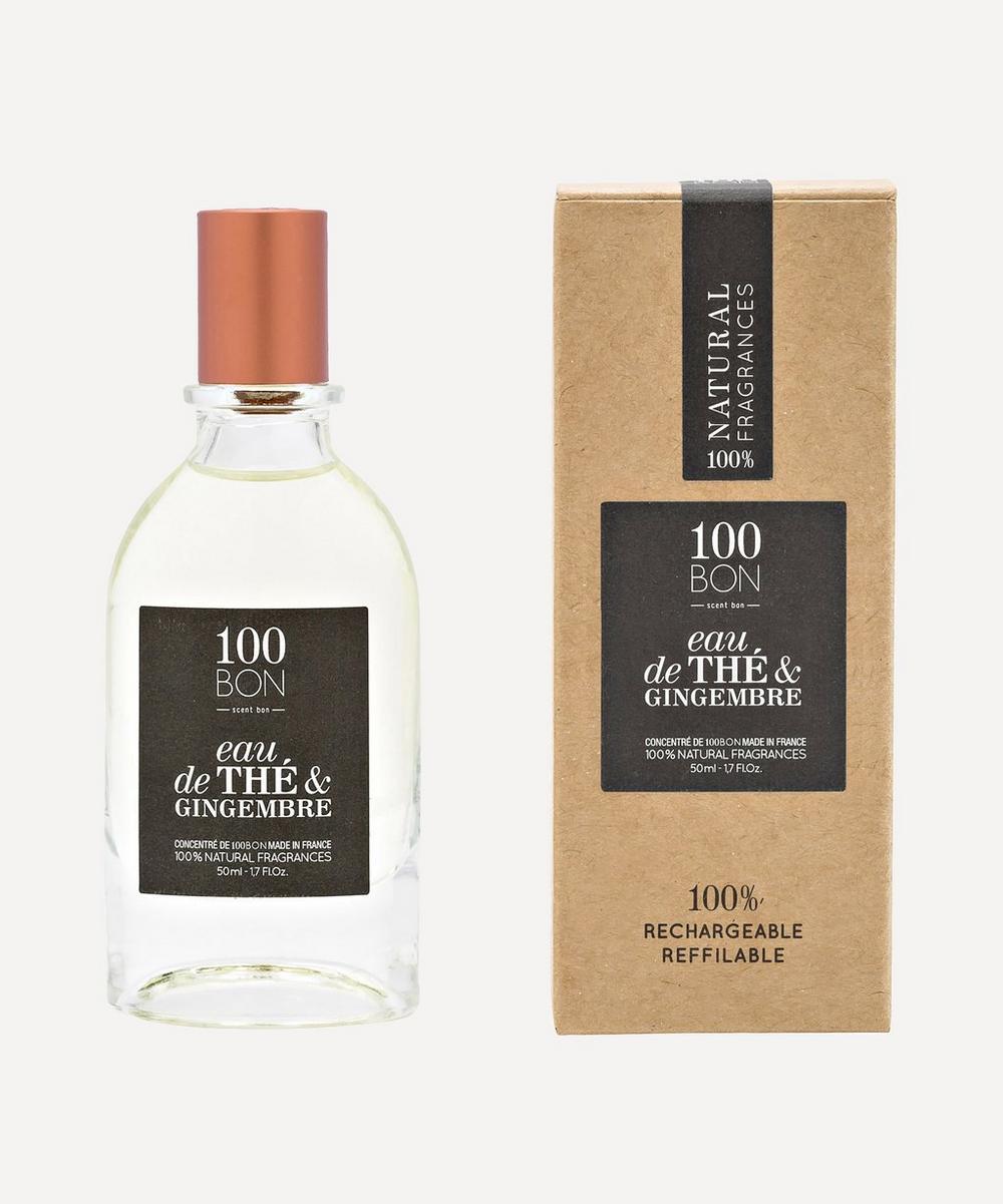 Eau de Thé & Gingembre Eau de Parfum Concentrate 50ml