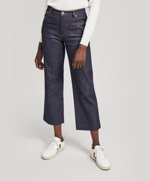 Cotton Sailor Jeans