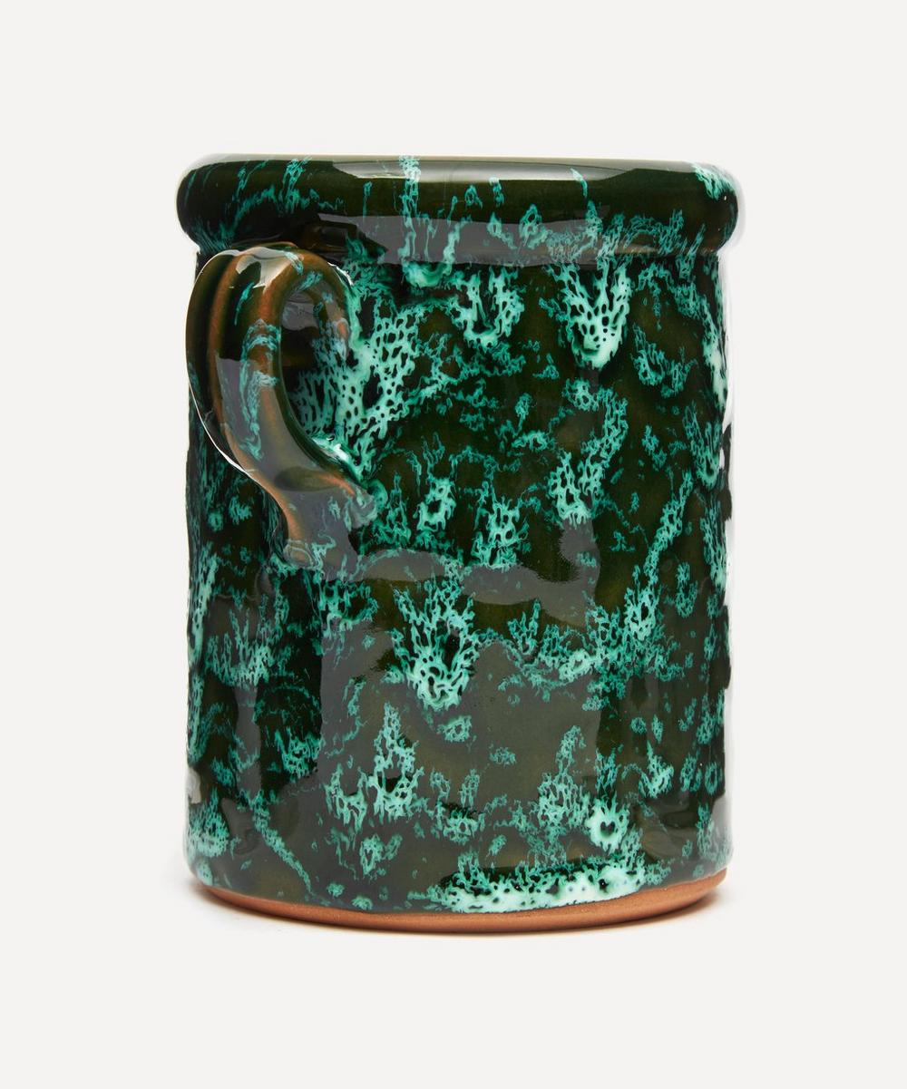Small Splatter Jar
