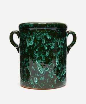 Medium Splatter Jar