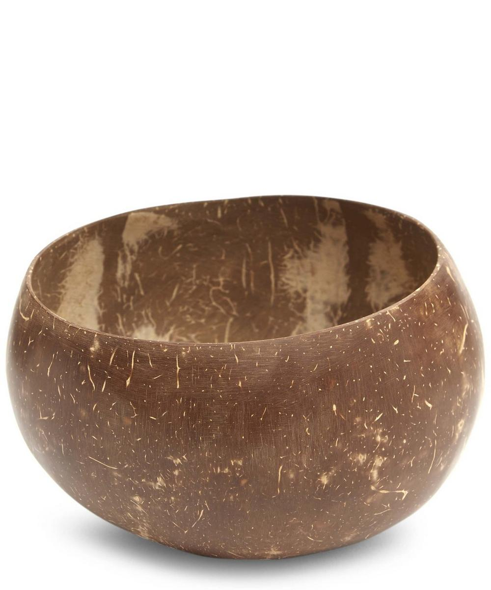 Decorative Coconut Bowl