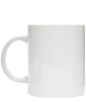 Rainbow White Mug