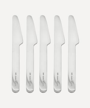 Everyday Knives Set of Five