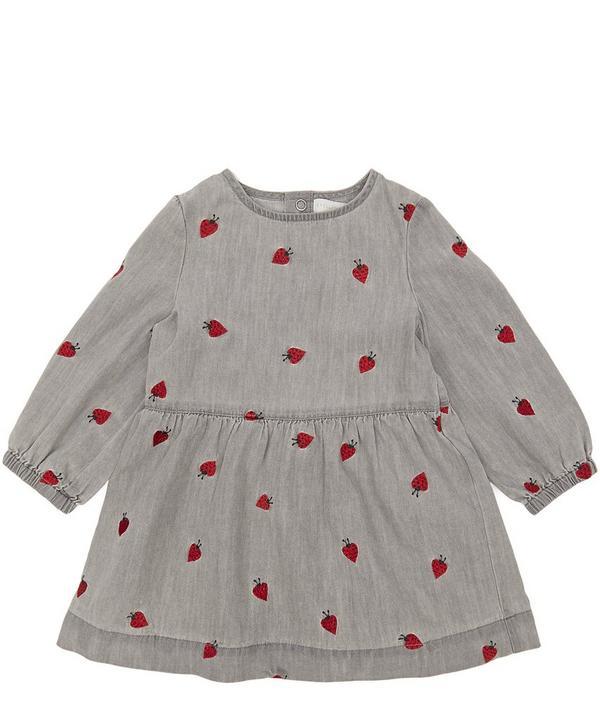 Leona Baby Ladybird Dress 3 Months-3 Years