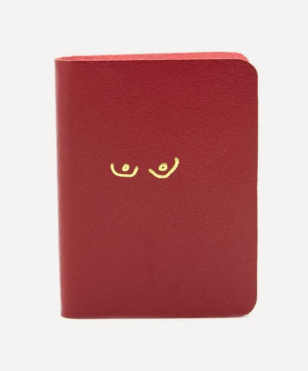 Ark - Mini Boobs Notebook