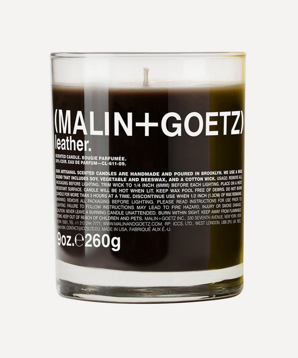 Leather Candle 260g