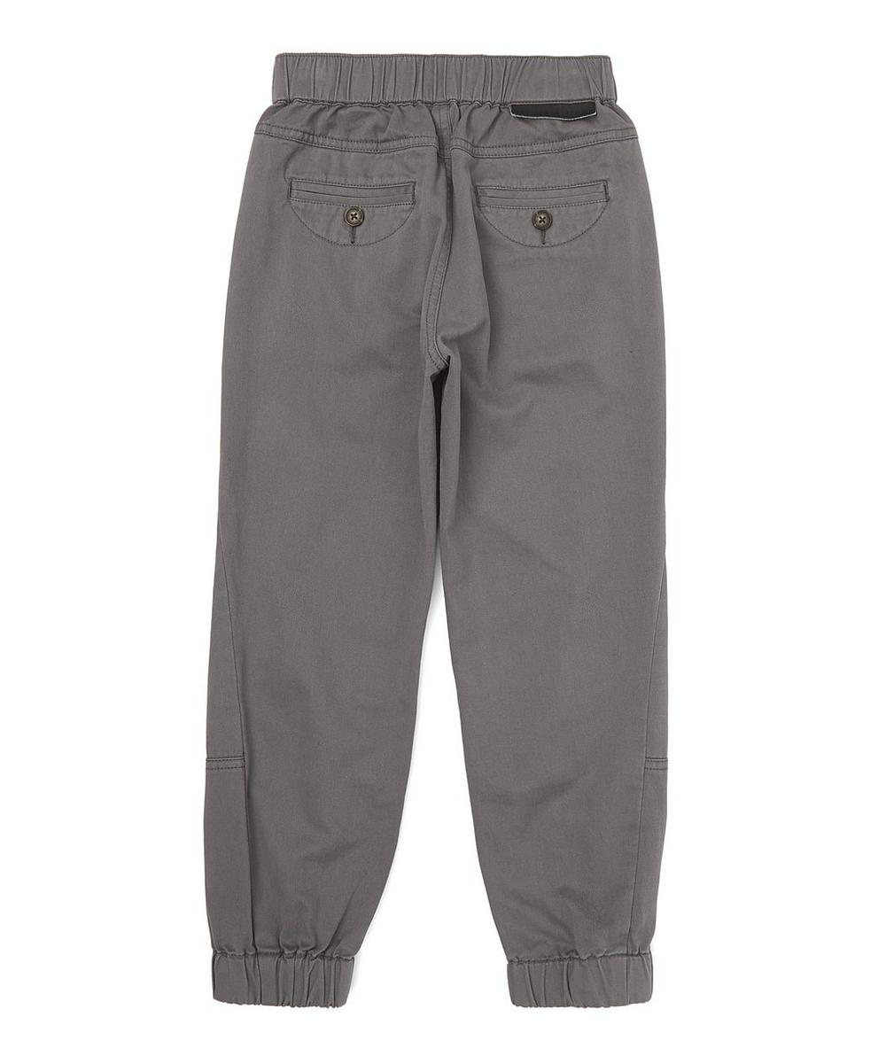 Almond Woven Trousers 2-8 Years