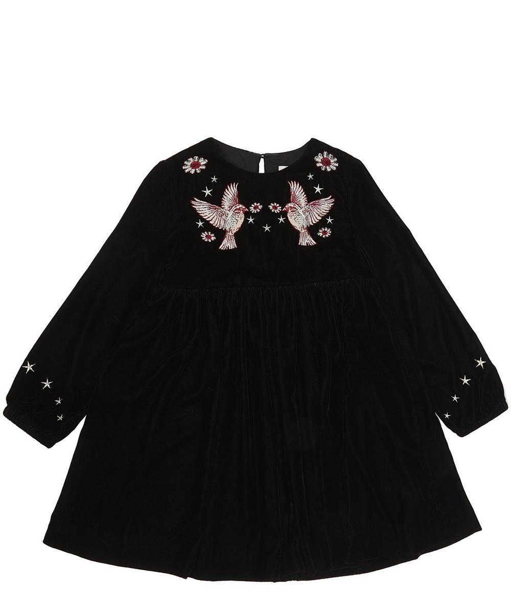 GEORGINA BIRDS DRESS 2-8 YEARS