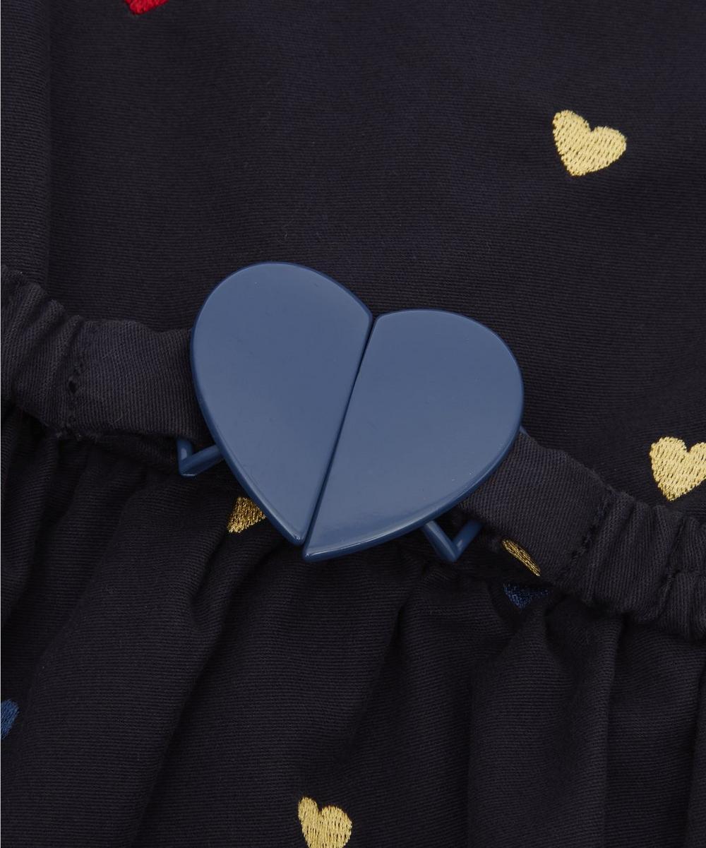 Skippy Hearts Dress 2-8 Years