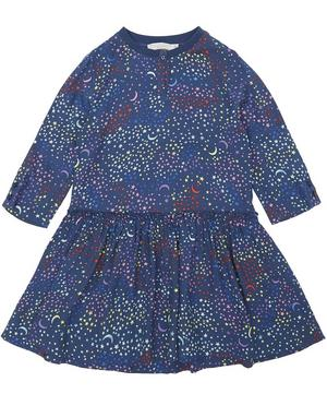 Kiwi Girl Dress Stars 2-8 Years