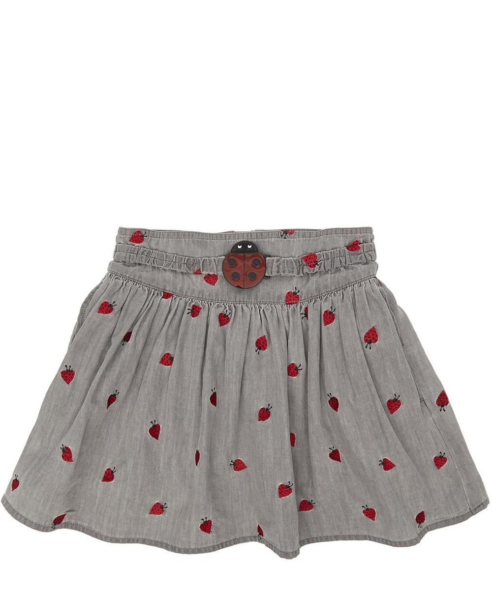 GRAZIELLA LADYBIRD SKIRT 2-8 YEARS