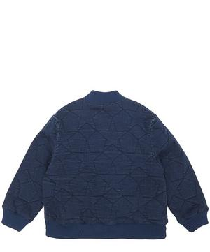 Cassie Denim Quilted Jacket 2-8 Years