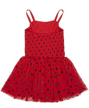 Bonny Ladybird Dress 4-8 Years