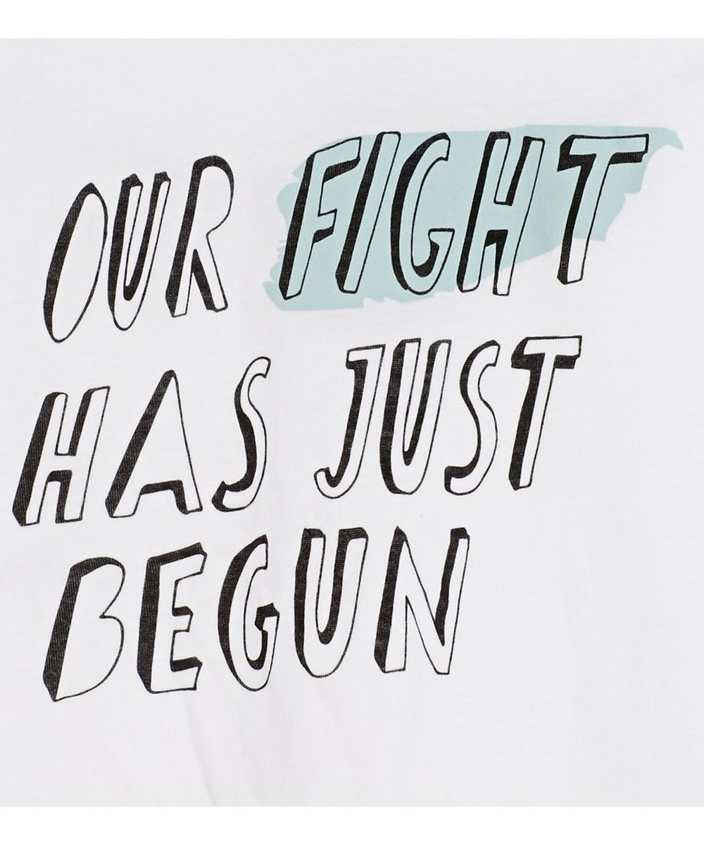 Our Fight Has Just Begun T-Shirt 2-8 Years