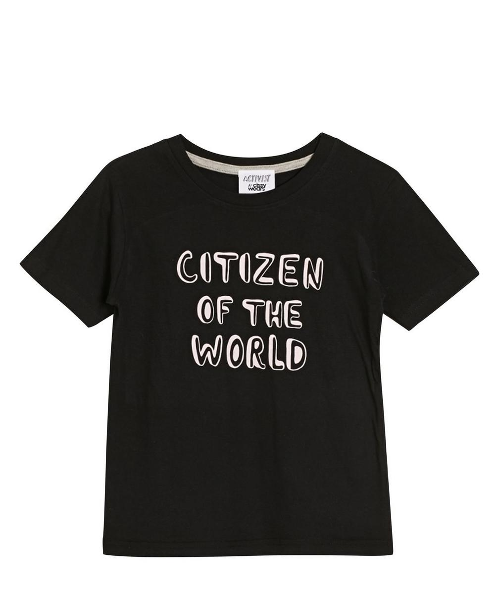 CITIZEN OF THE WORLD T-SHIRT 2-8 YEARS