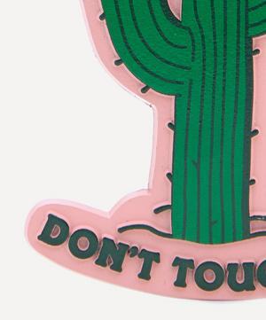 Cactus Rubber Magnet