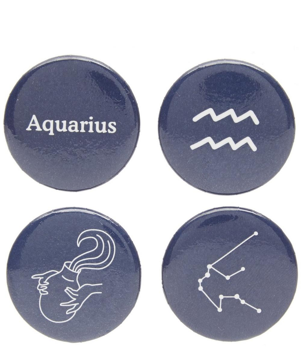 Aquarius Magnet Set