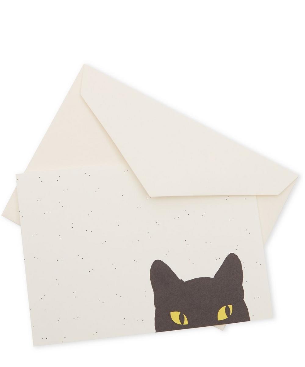 Cat Eyes Boxed Stationery Notes