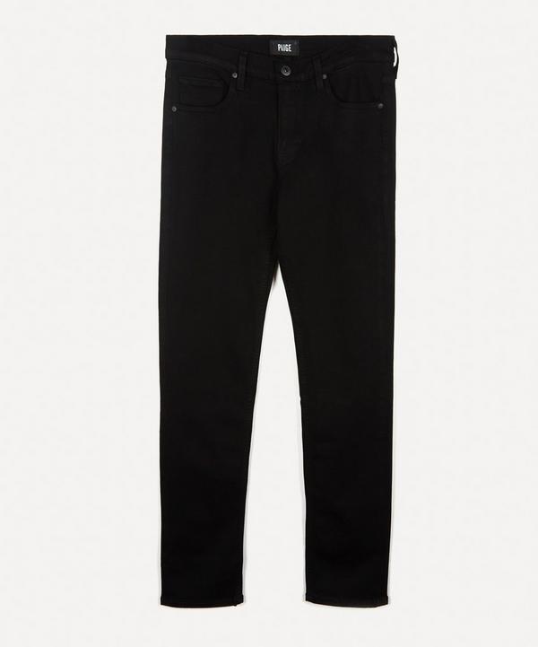 Paige - Lennox Black Shadow Jeans