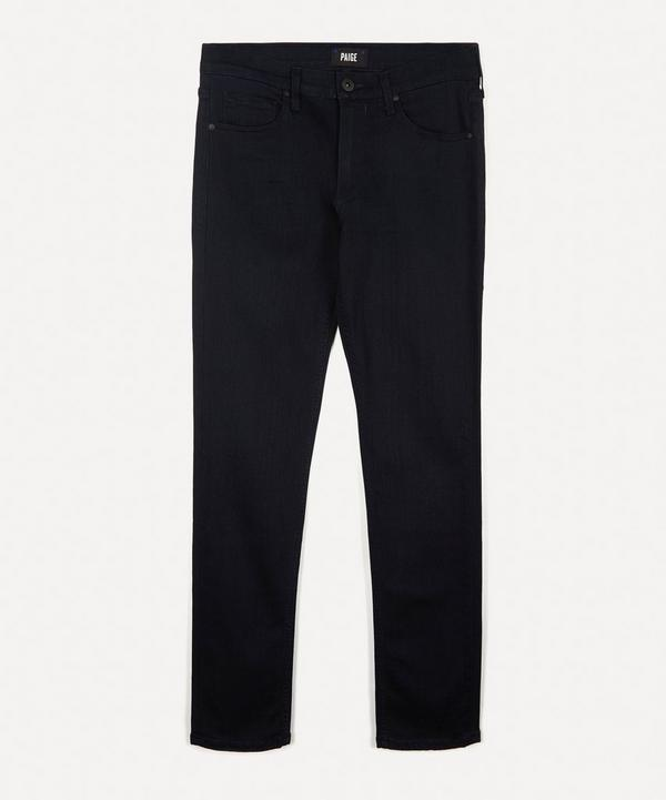 Paige - Lennox Inkwell Jeans