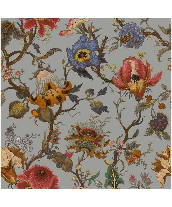 Designer Wallpaper Luxury Floral Patterned Liberty London
