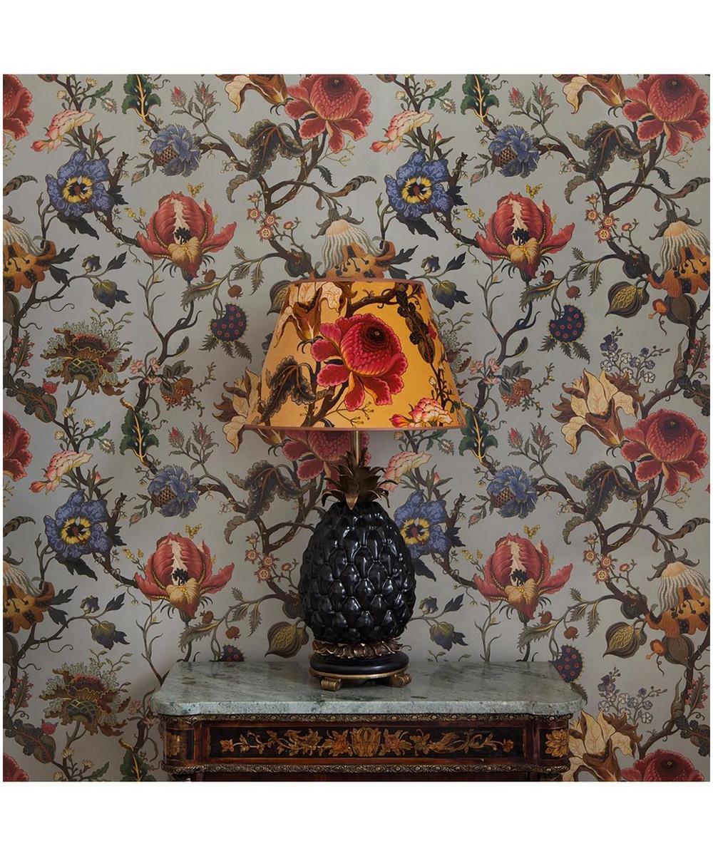Dove Grey Artemis Wallpaper