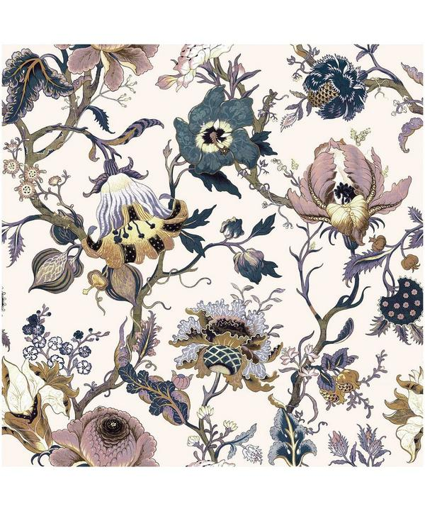 Designer Wallpaper Luxury Floral Patterned Liberty London