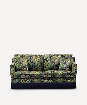 Palmeral Velvet Fabric
