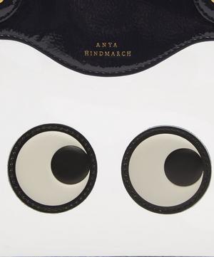 Vinyl Eyes Crossbody Bag