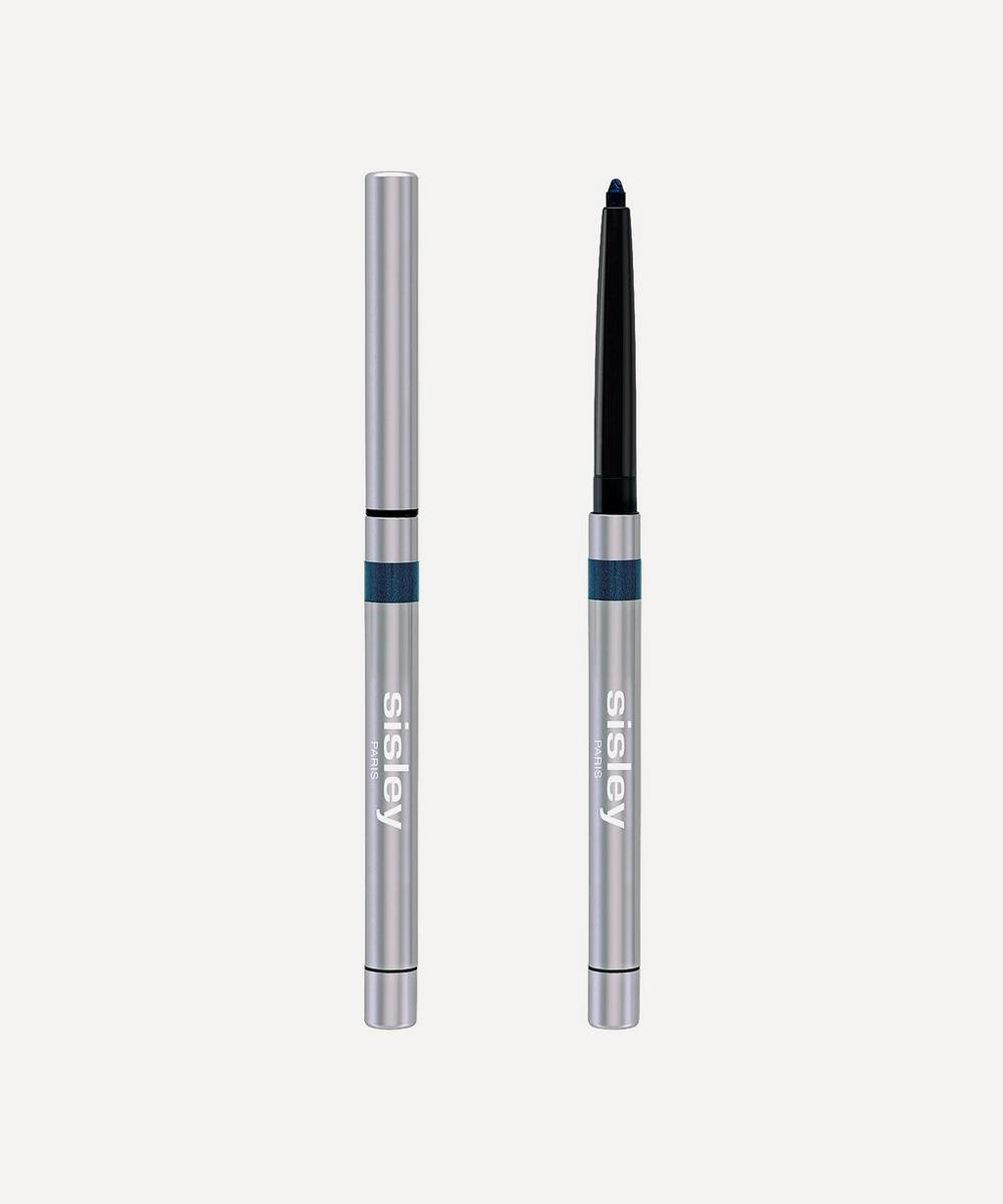 Phyto-Khol Star Waterproof Eyeliner In 7 Mystic Blue