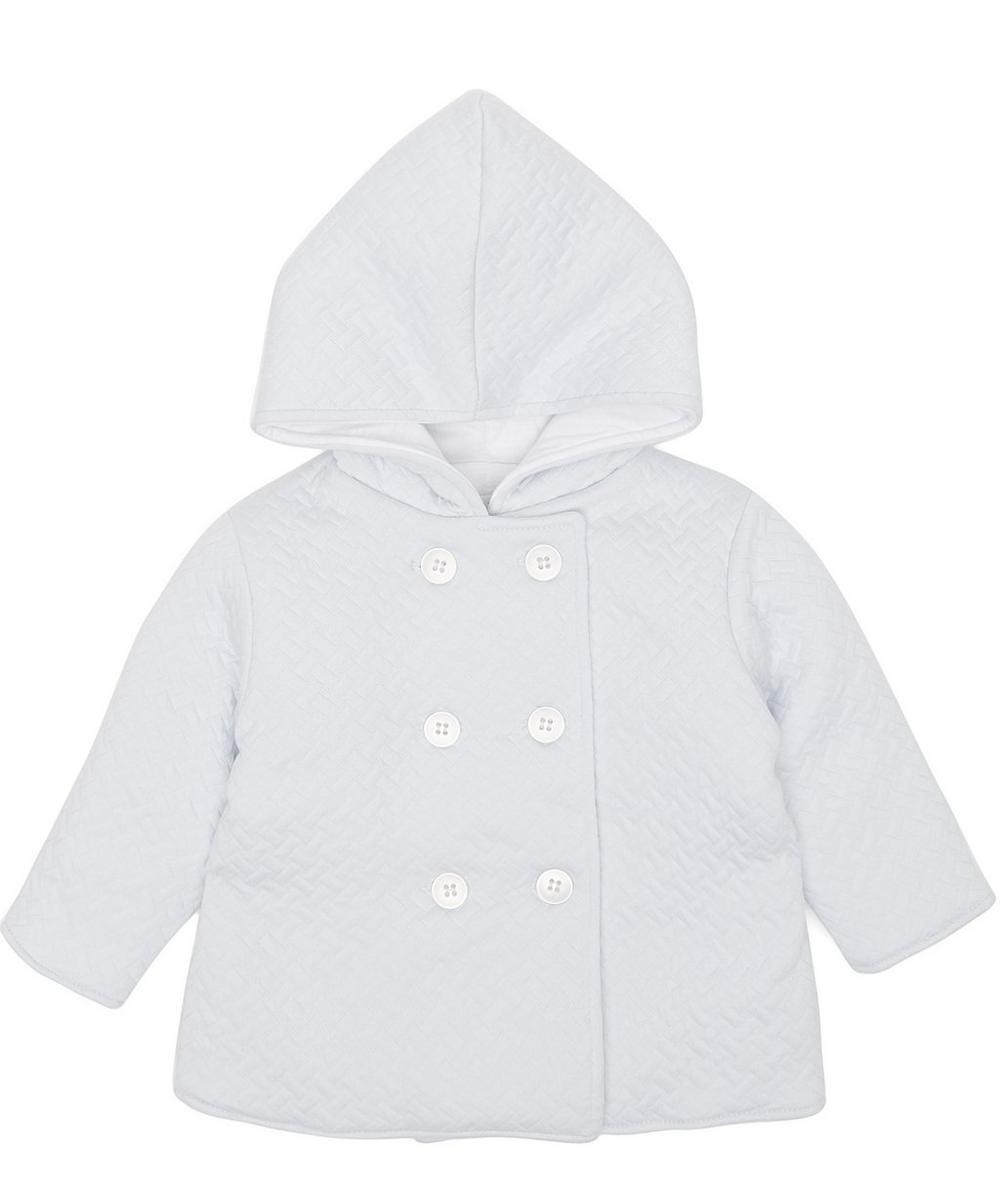 Clas Jacquard Padded Jacket 0-12 Months