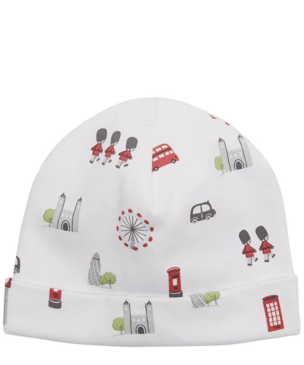 LONDON PRINT HAT