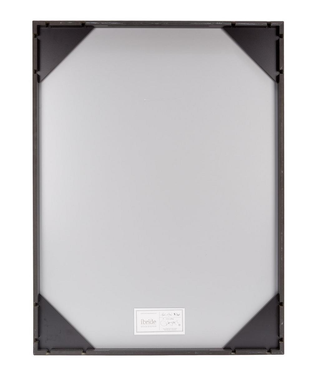 Bel Ami Numbered Framed Print