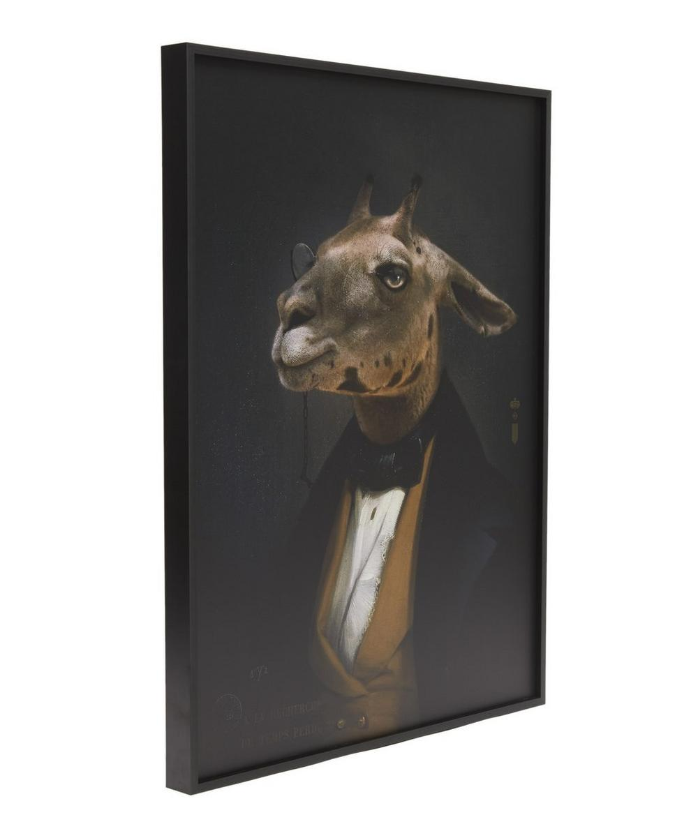 Charles Numbered Framed Print