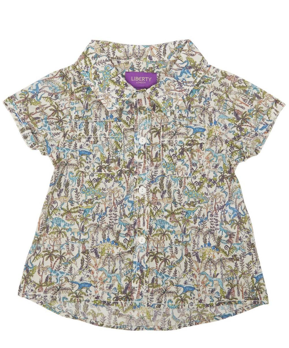Rumble And Roar Short Sleeve Shirt 3-24 Months