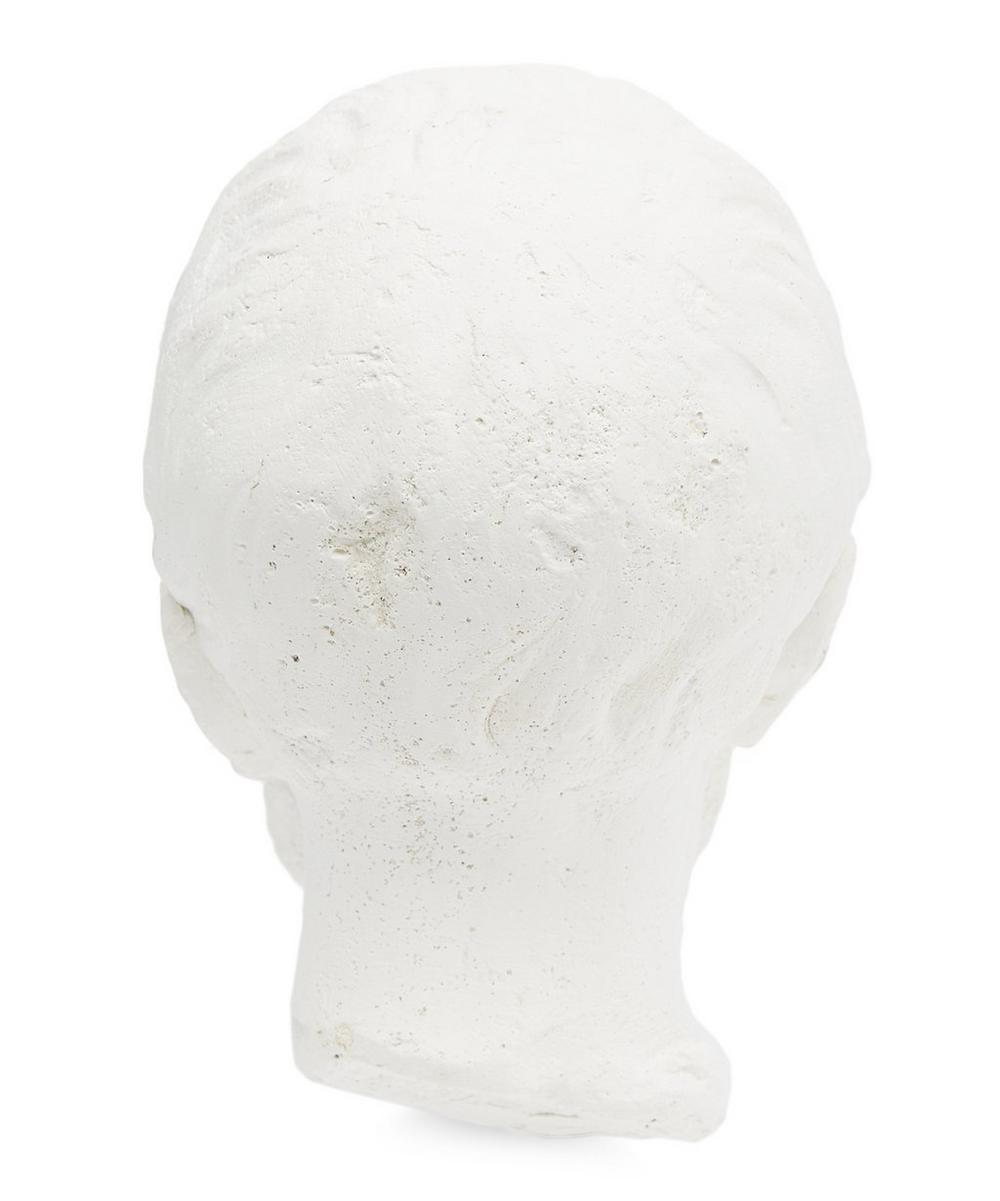 Plaster Bruno Monk Head