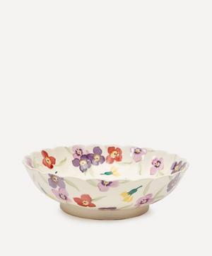 Wallflower Large Fluted Dish