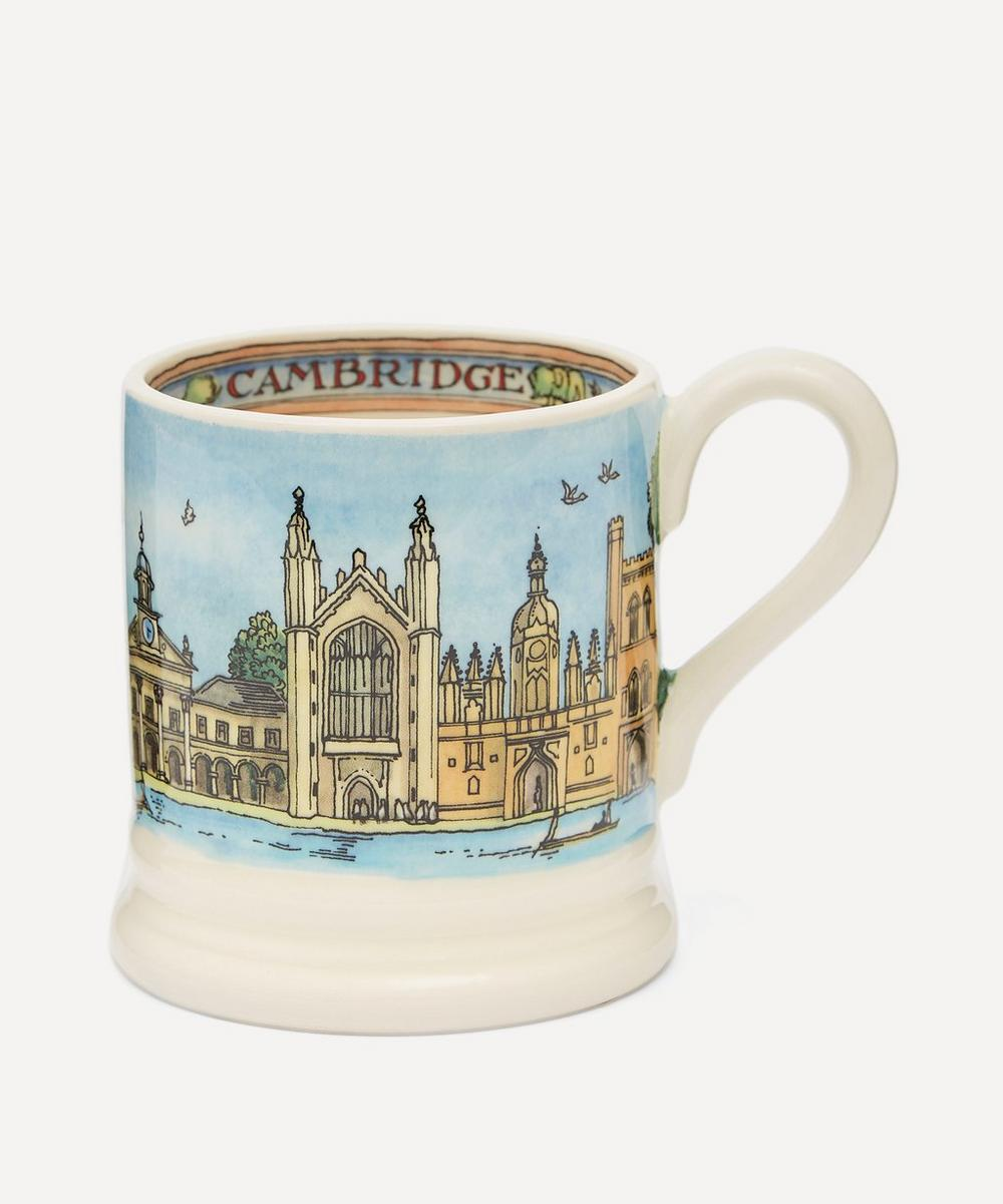 Cambridge Half-Pint Mug