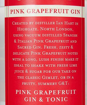 Pink Grapefruit Gin 700ml