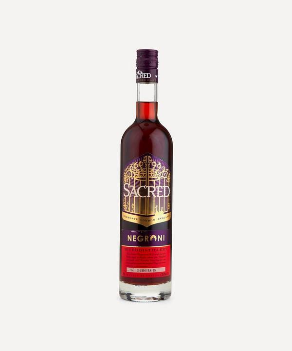Sacred Gin - London Bottle-Aged Negroni 700ml