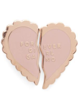Enamel 'Forever Girl Gang' Pin