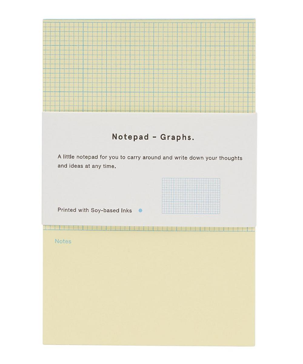 Graphs Mini Notepad
