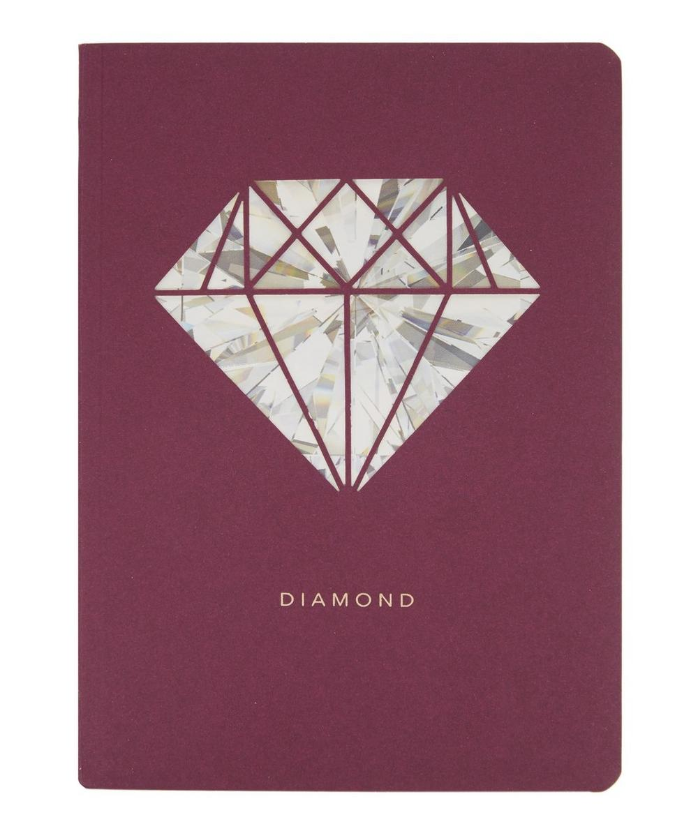 Birthstone Diamond Notebook