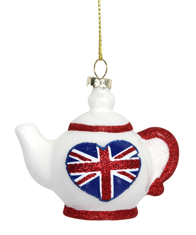 e745e9f67fcceb Union Jack Teapot Ornament   Liberty London