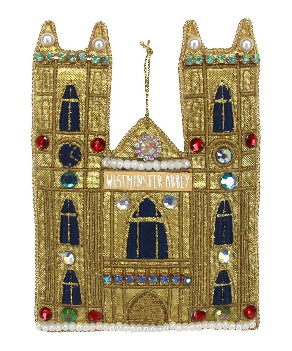 Westminster Abbey Ornament