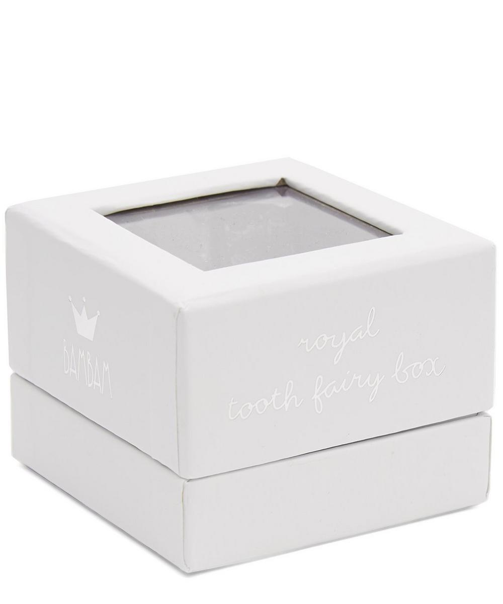 Tooth Fairy Silver-Plated Box
