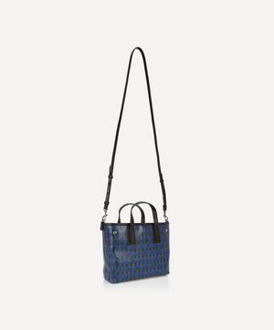 Mini Marlborough Iphis Canvas Cross-Body Tote Bag