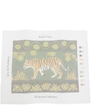 Bengal Tiger Needlepoint Kit