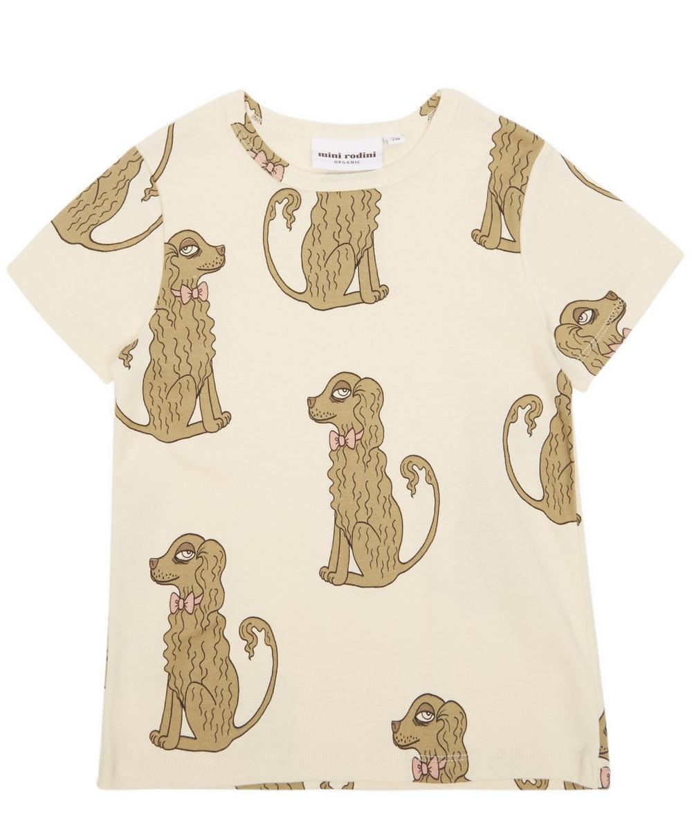 Short Sleeve Spaniel T-Shirt 12 Months-10 Years