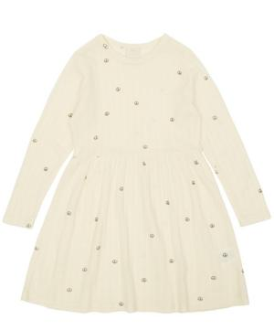 Peace Pointelle Wool Dress  12 Months-10 Years